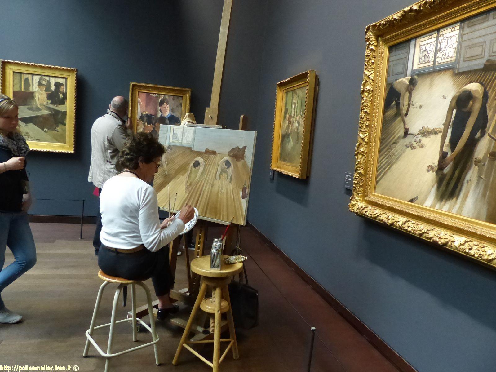 Музей д'Орсэ. Musée d'Orsay