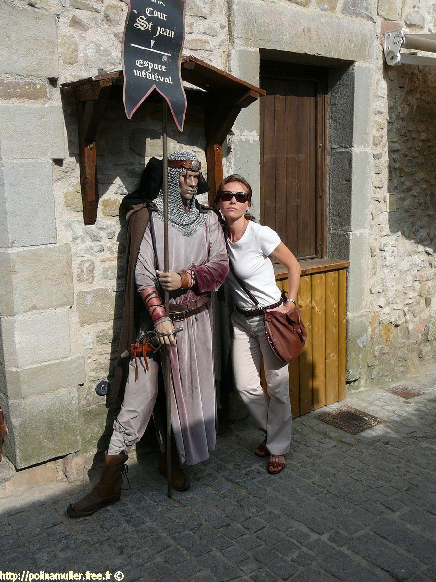 Carcassonne.  Каникулы.Июль 2010